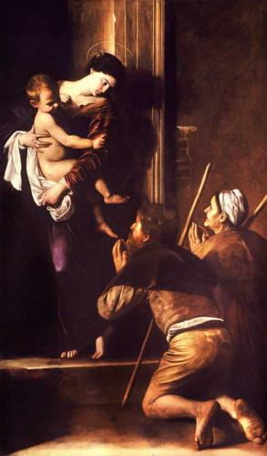 """The Calling of St Matthew"" by Caravaggio essay"