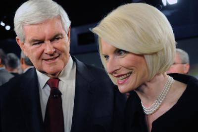 Image result for callista gingrich vatican